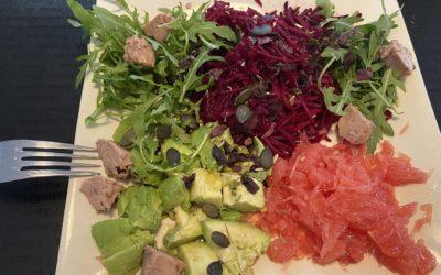 Mon assiette colorée 100% santé vitalité