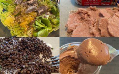 Un menu simple aux protéines végétales full omégas 3