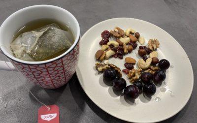 Collation gourmande, saine et vitalisante 🥰
