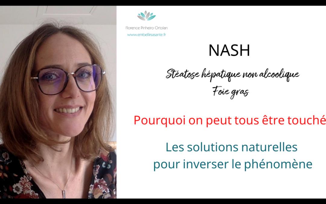 La NASH ou foie gras, pourquoi ça explose et comment en sortir naturellement