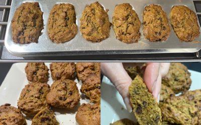 Madeleines-cookies santé 🌱