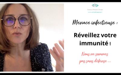 Réveillez votre immunité : construire une armure antivirale avec la micronutrition