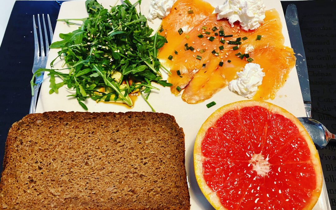 ✨ Lunch rapide d'après les fêtes ✨