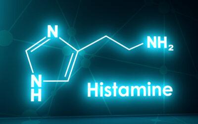 Sensibilité à l'histamine, qu'est-ce que c'est, quelles sont les causes et quelles solutions