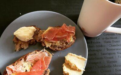 Bienfaits d'un Petit déjeuner salé et idée recette