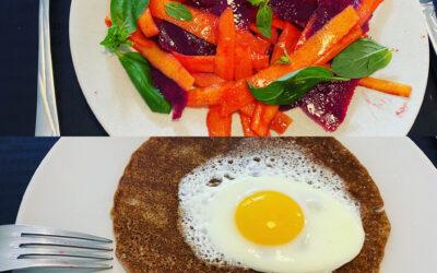 Idée repas de midi, vitalisant, nutritif et gourmand